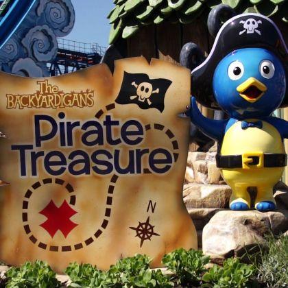 Backyardigans Pirate Treasure